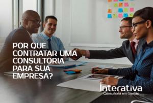 Por que contratar uma consultoria?
